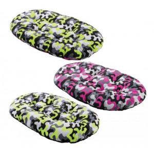 a67b0b645370 Ferplast Relax C 55 4 Μαξιλάρι Σκύλου – Γάτας Πράσινο και Ροζ