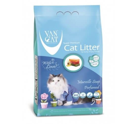 0bf95210d499 Άμμος Γάτας Van Cat Marseille Soap Compact 5kg - AboutPets.gr